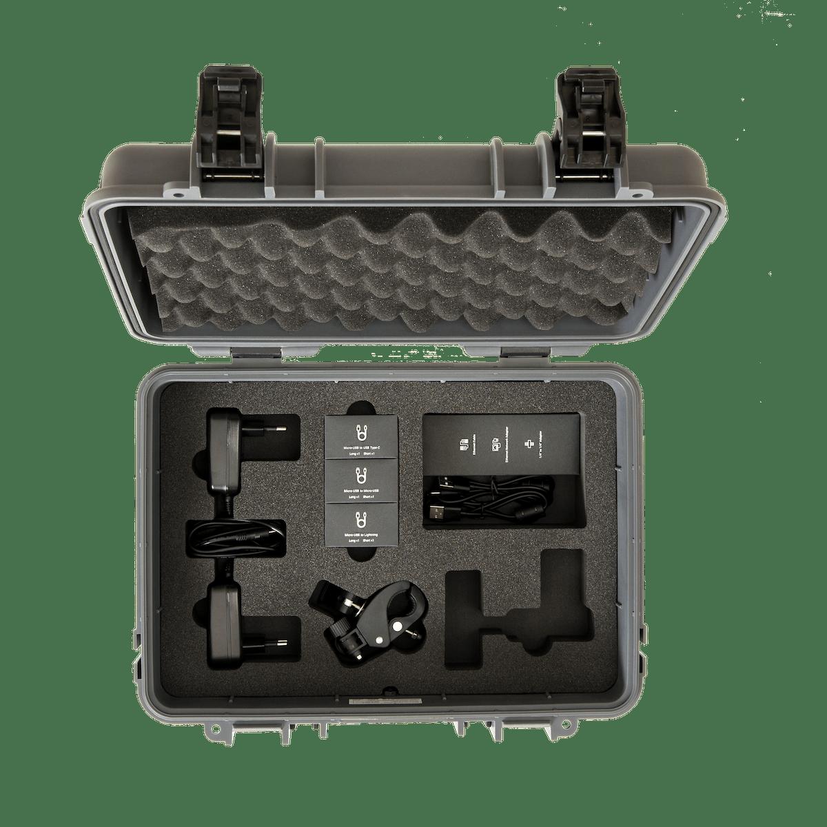 Special Case mit 3D-Schaum für Insta360 Farsight