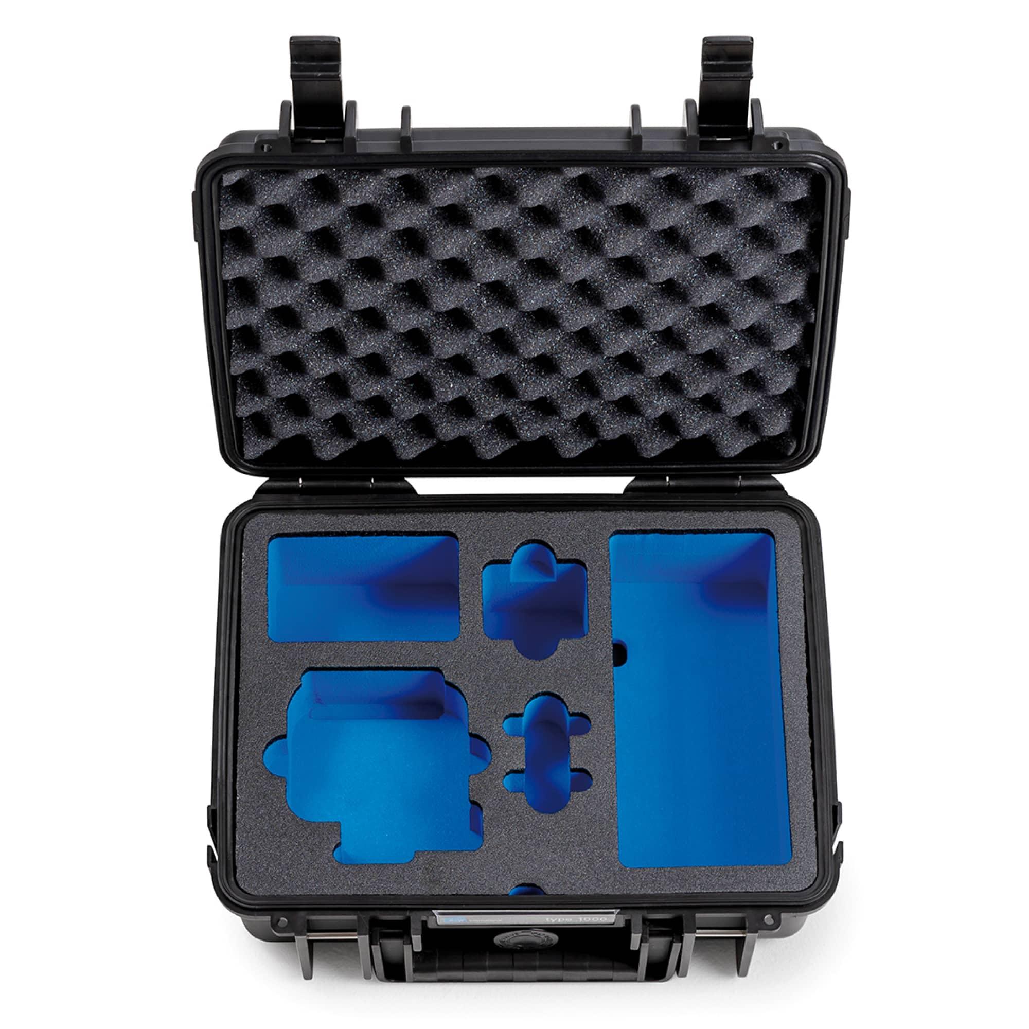 B&W Special Case Typ 1000 mit 3D-Schaum für GoPro 8