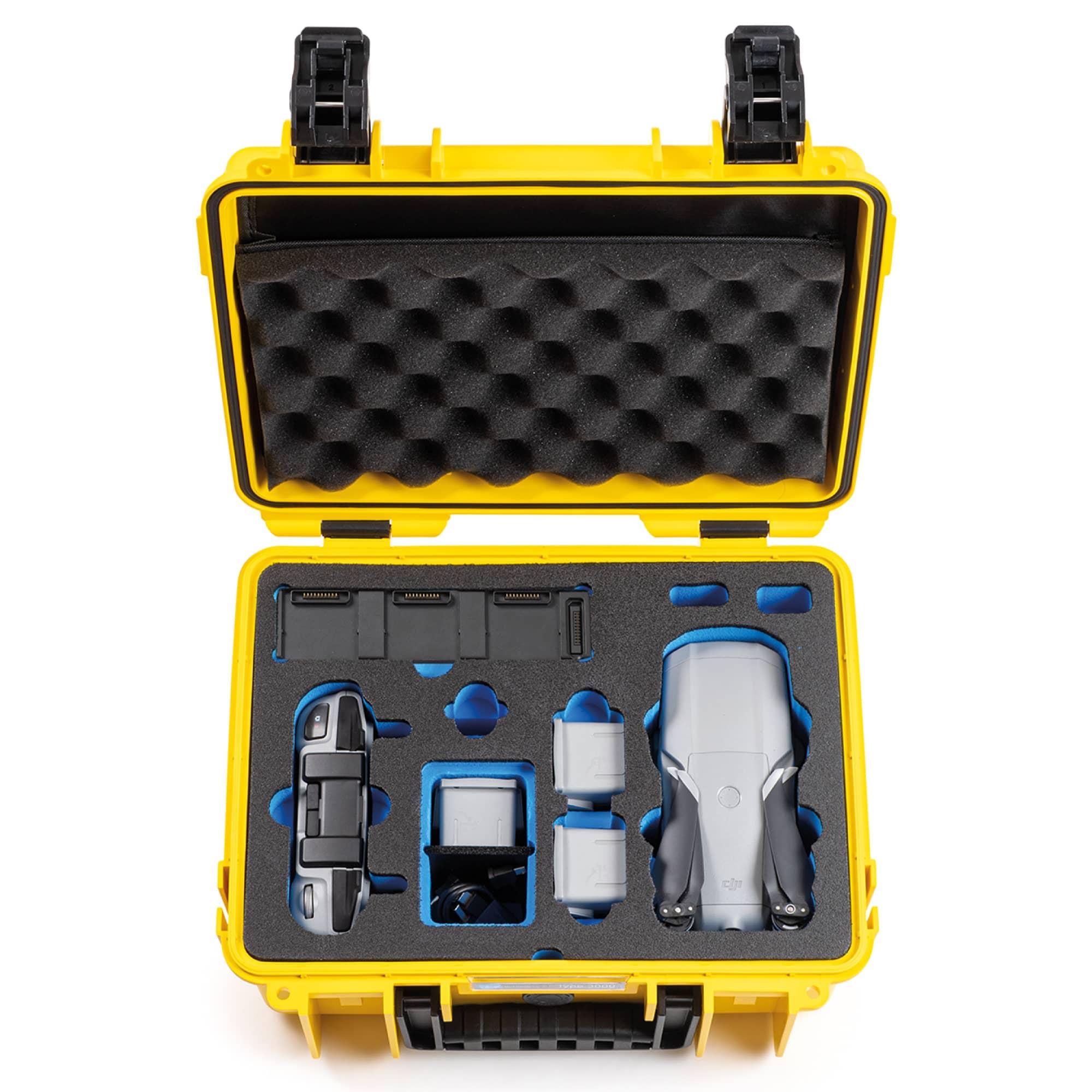 B&W Special Case Typ 3000 mit 3D-Schaum für DJI Mavic Air 2   DJI Air 2S