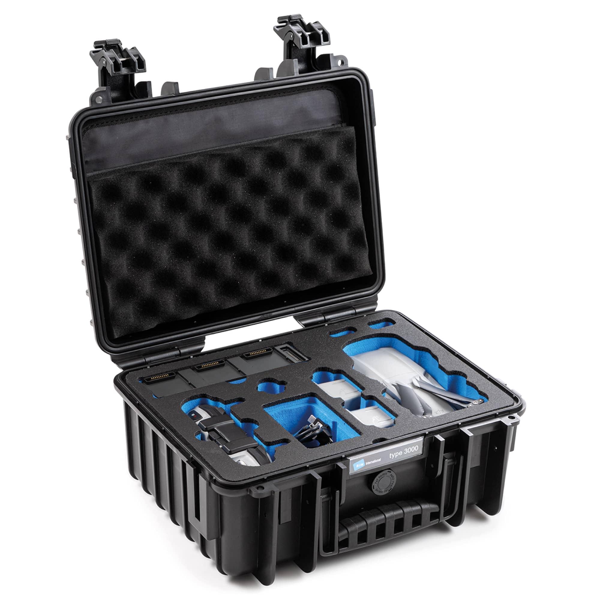 B&W Special Case Typ 3000 mit 3D-Schaum für DJI Mavic Air 2 | DJI Air 2S