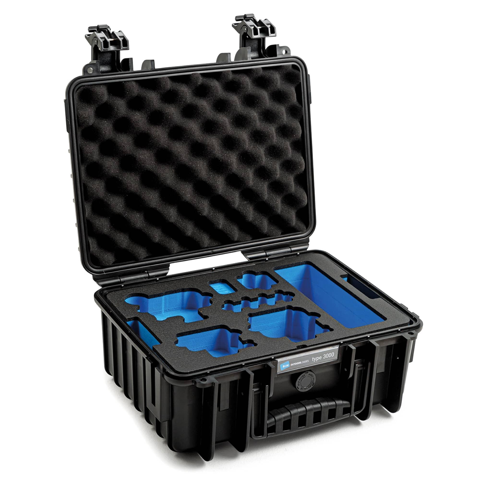 B&W Special Case Typ 3000 mit 3D-Schaum für GoPro 9